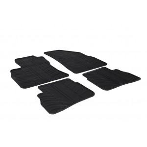Rubber mats for Opel Combo Passanger