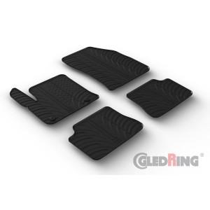 Rubber mats for Opel e-Corsa F (electric)