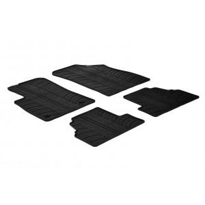 Rubber mats for Opel Mokka / Mokka X