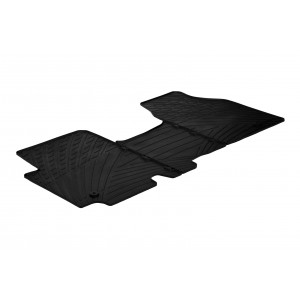 Rubber mats for Renault Trafic Cargo