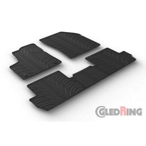 Rubber mats for Peugeot 3008