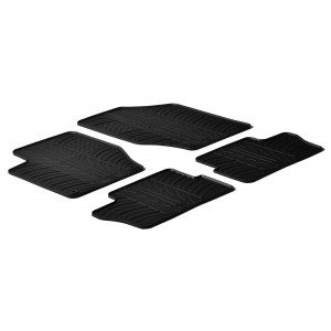 Rubber mats for Peugeot 308