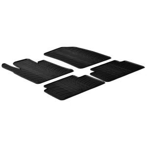 Rubber mats for Peugeot 508