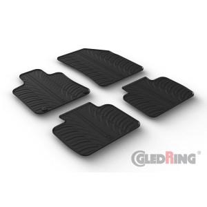 Rubber mats for Peugeot 508 HB & SW