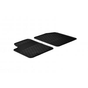 Rubber mats for Peugeot Partner Cargo