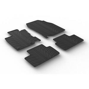 Rubber mats for Renault Kadjar
