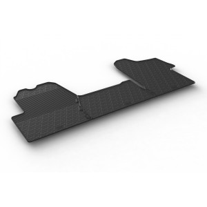 Rubber mats for Renault Master