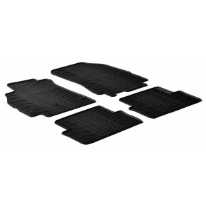 Rubber mats for Renault Megane III Grand Tour