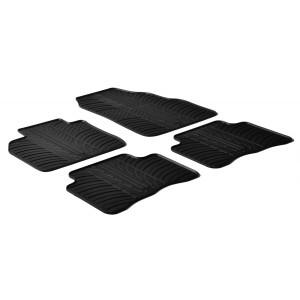 Rubber mats for Renault Megane Scenic II