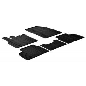 Rubber mats for Renault Megane Scenic III