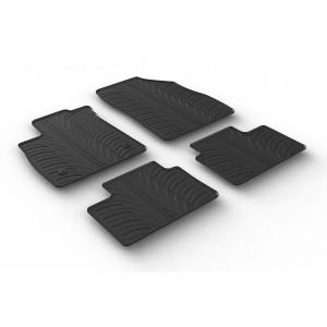 Rubber mats for Renault Talisman