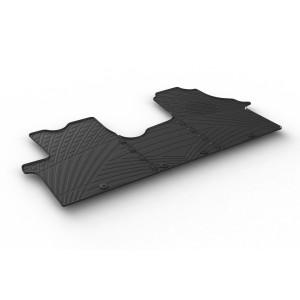 Rubber mats for Opel Vivaro Cargo/Half Cargo
