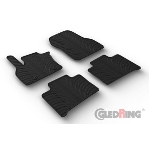 Rubber mats for Renault ZOE HB