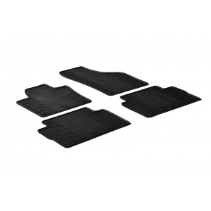Rubber mats for Seat Alhambra (5 doors)