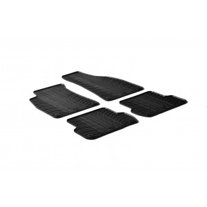 Rubber mats for Seat Exeo