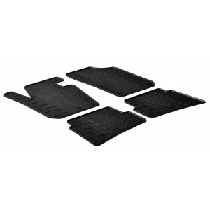 Rubber mats for Seat Ibiza