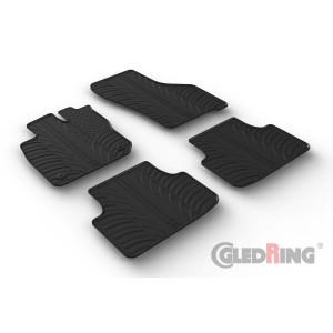 Rubber mats for Seat Leon (MK4 & Hybrid HB)
