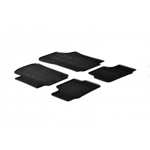Rubber mats for Skoda Citigo