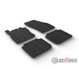 Rubber mats for Skoda Kodiaq
