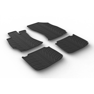 Rubber mats for Subaru Outback