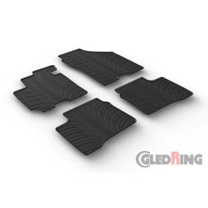 Rubber mats for Suzuki Swift