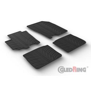 Rubber mats for Suzuki SX4 S-CROSS