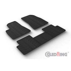 Rubber mats for Tesla Model 3 HB