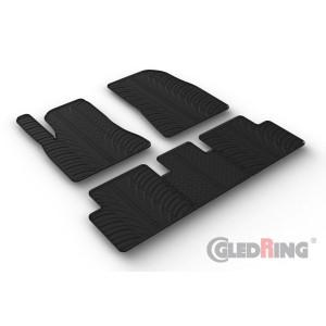 Rubber mats for Tesla Model 3 MODIF.