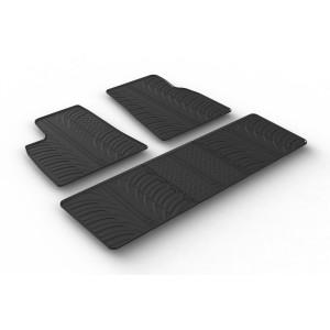 Rubber mats for Tesla Model S