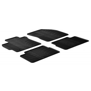 Rubber mats for Toyota Corolla Sedan