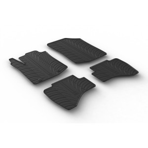Rubber mats for Toyota Aygo
