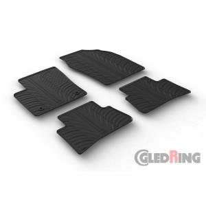 Rubber mats for Toyota C-HR / Hybrid