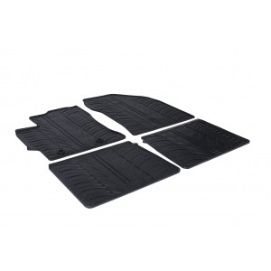 Rubber mats for Toyota Corolla
