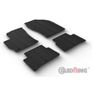 Rubber mats for Toyota Corolla Hybrid/Petrol HB