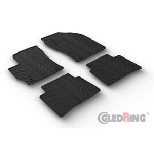 Rubber mats for Toyota Corolla (Sedan/Hybrid)