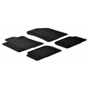 Rubber mats for Toyota Corolla Verso