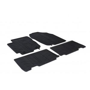 Rubber mats for Toyota Rav 4 4x4