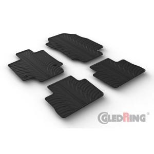 Rubber mats for Toyota Rav 4 HYBRID