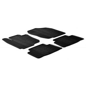 Rubber mats for Toyota Rav 4