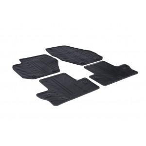 Rubber mats for Volvo S60/V60