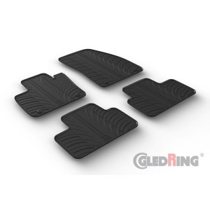 Rubber mats for Volvo XC40