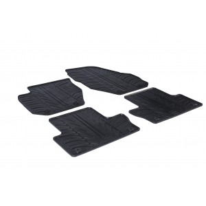 Rubber mats for Volvo XC60