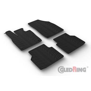 Rubber mats for Volkswagen iD.4