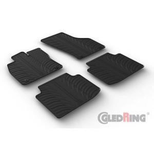 Rubber mats for Volkswagen Arteon