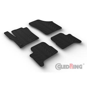 Rubber mats for Skoda Citigo-e