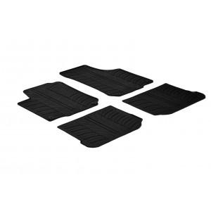 Rubber mats for Volkswagen Golf IV
