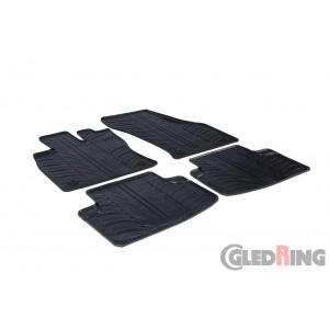 Rubber mats for Volkswagen Golf Sportsvan