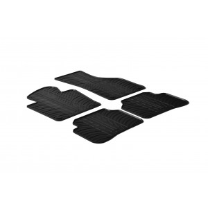 Rubber mats for Volkswagen Passat CC