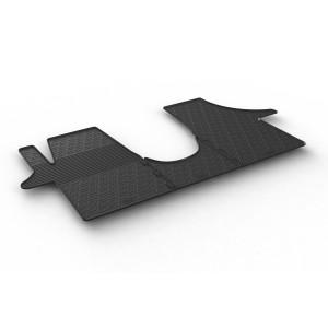 Rubber mats for Volkswagen Transporter T5  & T6