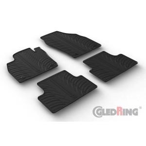 Rubber mats for Volkswagen T-Cross